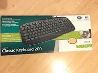 Logitech Classic Keyboard 200