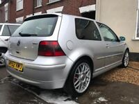 golf anniverasry tdi 150bhp, clean car could do with a little attention to make a pristine example