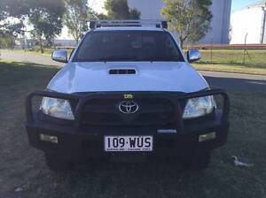 2007 Toyota Hilux Ute Eagle Farm Brisbane North East Preview