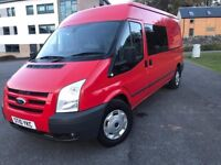 Ford Transit T350 115 TREND RWD CREW VAN DOUBLE CAB