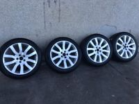 """Range Rover Sport Alloy Wheels and Tyres 20"""""""