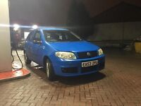 fiat punto 1.2 moted ready to go offers swaps etc