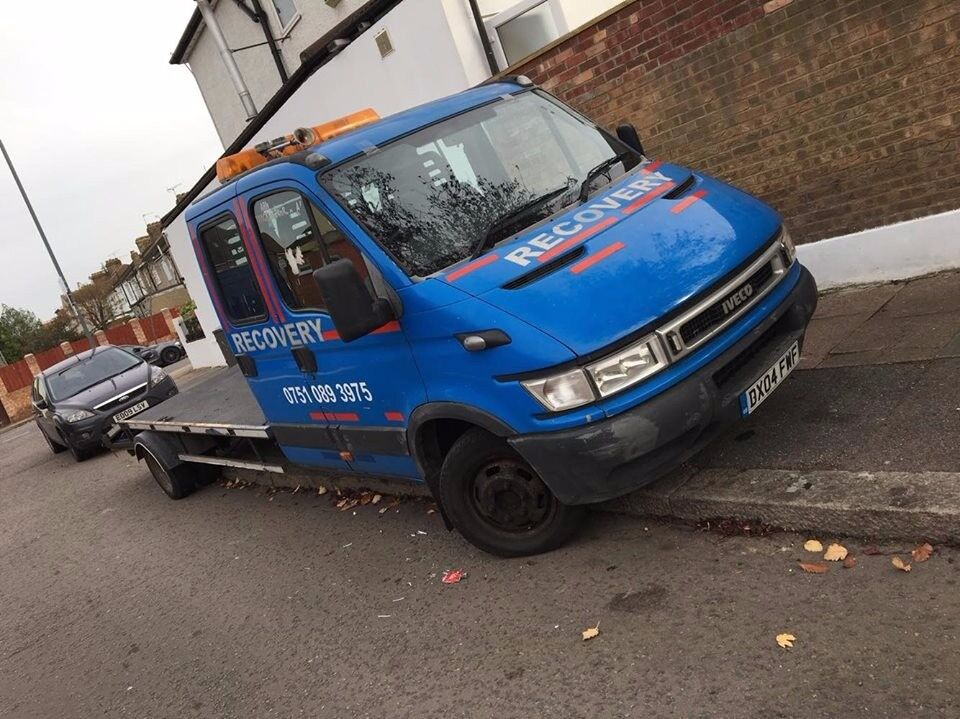 IVECO DAILY 2004 3.5 TON RECOVERY TRUCK 2.8LTR DOUBLE CABIN