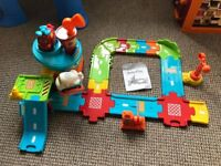 VTech Toot Toot Drivers airport with airplane and extra helicopter