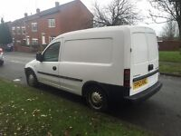 vauxhall combo diesel tax and mot