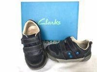 Clarks- model Lilfolkpop infant size 7