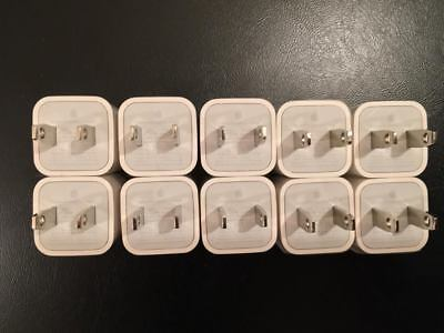 Apple Iphone 3g Wall (20x Apple iPhone USB Power Wall Cube Charger Adapter Block)