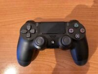 Official Sony Playstation 4 Controller (Black)