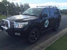 2009 Toyota LandCruiser Wagon McEwens Beach Mackay Surrounds Preview