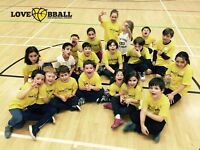 BASKETBALL FOR KIDS IN LONDON - AGE 4 -12