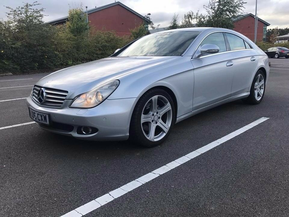 Mercedes Cls 320 V6 Cdi Auto 2006 In Selby North Yorkshire