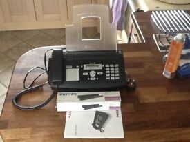 Philips magic 5 fax machine
