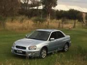 2005 Subaru Impreza GX Sedan Auto AWD Forrestdale Armadale Area Preview