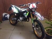 RIEJU 50cc MRX