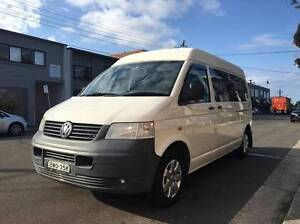 Volkswagen Transporter 05 NEW $6000 TRANSMISSION FITTED CAMPERVAN Artarmon Willoughby Area Preview