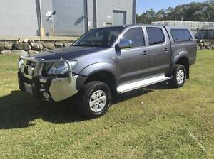 2008 Toyota Hilux SR5 4x4 Dual Cab Automatic Ute Eagle Farm Brisbane North East Preview