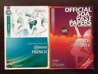 CfE French Study book and SQA Past papers