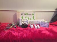 Wii Console, accessories and games for sale`