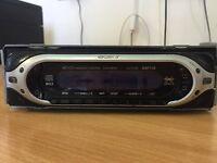 Sony Xplod Car Radio Stereo Cd Player Cdx-Mp40 Eq3 50x4