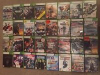XBOX 360 +32 GAMES(INCLUDING FIFA 2017)+KINECT