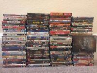 113 DVDs
