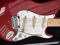 L@@K Fender Strat Project L@@K