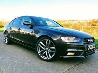 2014 Audi A4 2.0 Tdi Ultra SE Technik, Black Edition Spec ***FINANCE FROM £64 A WEEK***