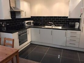 Studio fully furnished town centre NO ADMIN