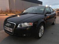2007 57 Audi A4 1.9 TDI PD++SATNAV**FSH++CAMBELT++FLYWHEEL++1 Owner not a3 2.0 320d passat a6