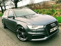 2012 Audi A6 2.0 Tdi S-Line Avant****FINANCE FROM £59 A WEEK****