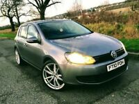 2010 Volkswagen Golf 1.6 Tdi 105 Bhp.****FINANCE FROM £29 A WEEK****