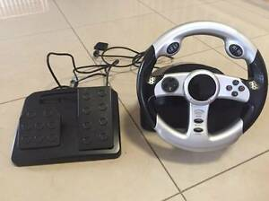 Playstation 2, 3 and PC steering wheel Belmore Canterbury Area Preview