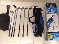 "U.S. Kids Golf Ultra 45"" Light Stand Bag Set"