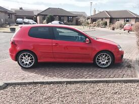 VW GOLF GTI EDITION 30, Stunning tornado red completely original and rare classic