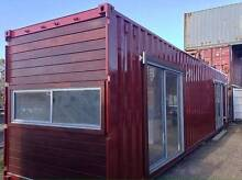 40 foot shipping container home Yatala Gold Coast North Preview
