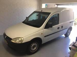 2002 Holden Combo Van/Minivan Coffs Harbour Coffs Harbour City Preview