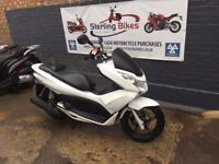 PCX 125 WHITE 2012 IN VERY GOOD CONDITION