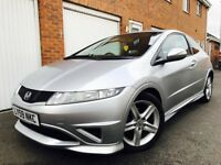 2010 59 Honda Civic Type S 3dr 2.2 CTDI 135k Full MOT++EXC COND not type r auris accord golf tdi a3