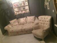 tetrad shabby chic sofa