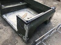 Land Rover Defender 90 Rear Tub