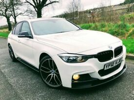 2012 BMW 320D se M Sport and M Performance Kitted**** £65 A WEEK PAY NOTHING UNTIL JUNE****
