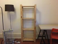 IKEA SHELVING UNIT (ALBERT)