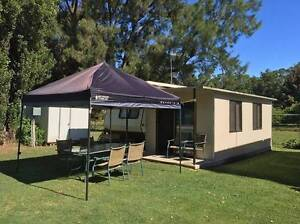 Onsite 1988 Viscount Caravan with Hard Annexe - Hawkesbury River Ebenezer Hawkesbury Area Preview