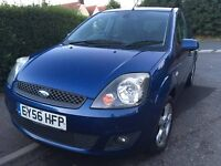 2006 FORD FIESTA MOT NOV DRIVES NICE 1.4