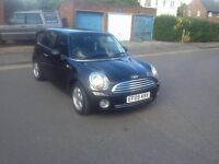 Mini One 09 Plate 24,000 miles VERY CLEAN one lady owner from new, full Salt & Pepper Pack