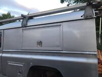 Land Rover Defender 110 Side Lockers