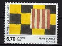 France : 1994 Yvert 2858 ( Sean Scully ) Neuf ( Mnh ) -  - ebay.es