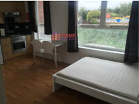 Stunning studio flat available in Stratford, E15, 5 min to Westfield