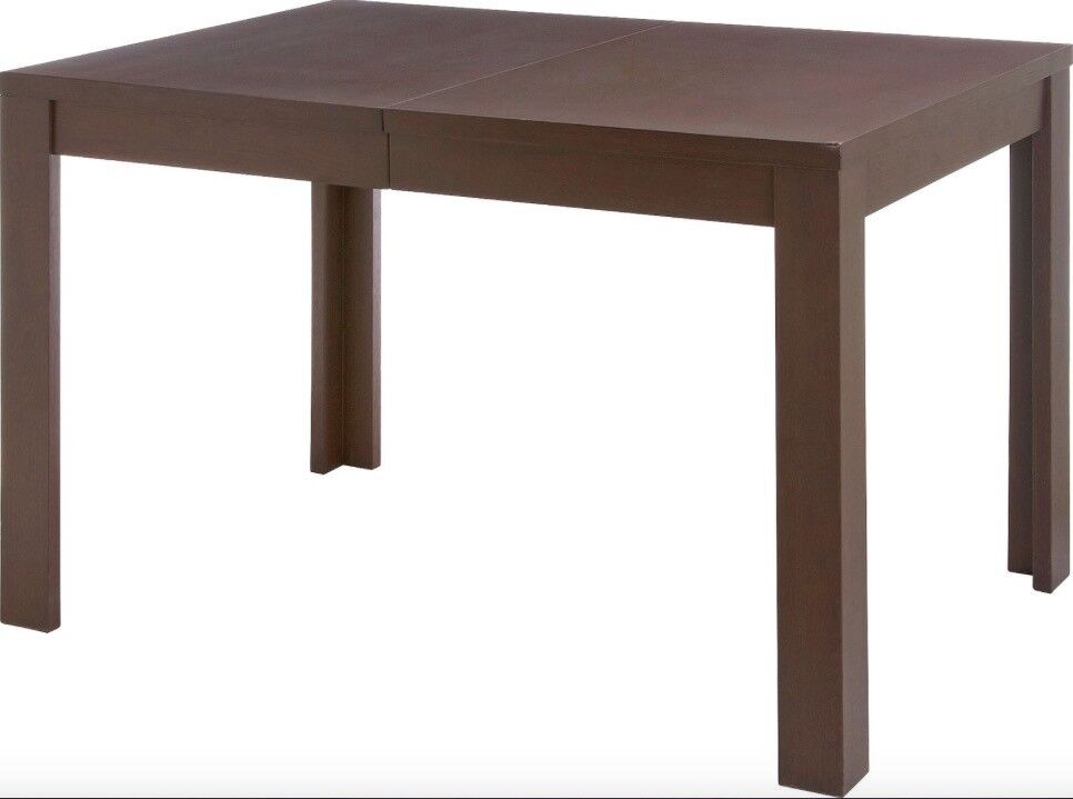 New Adaline Extendable Dining Table Walnut