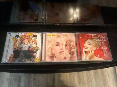 Gwen Stefani You Make It Feel Like Christmas + 2 other CDs ()
